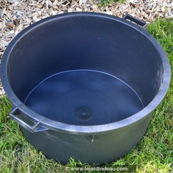 Bac bassin 80 litres