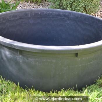 Bac bassin 150 litres