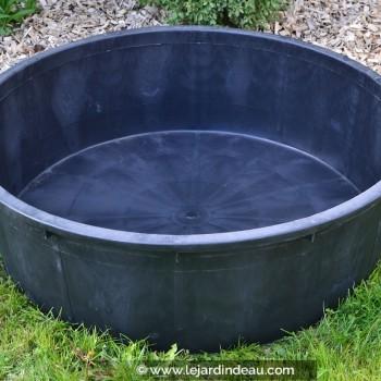 Bac bassin 275 litres